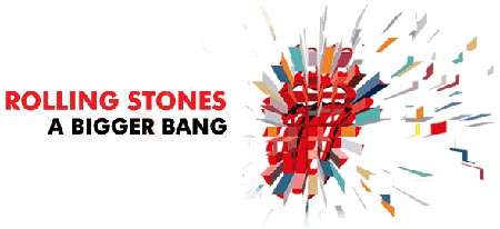 THE ROLLING STONES A Bigger Bang