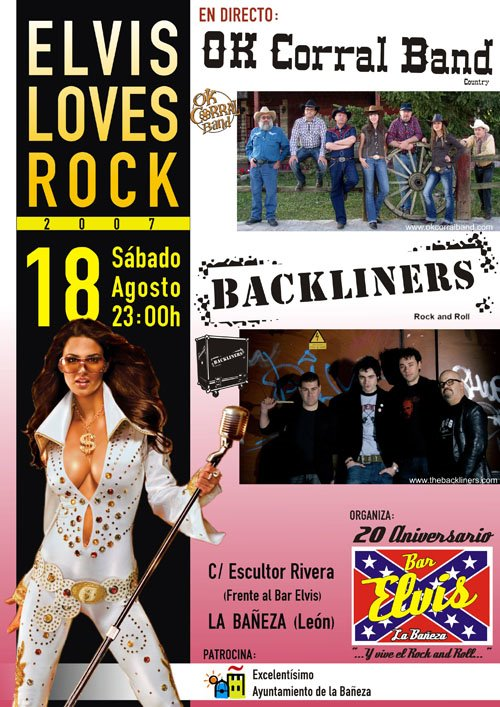 Backliners & OK Corral